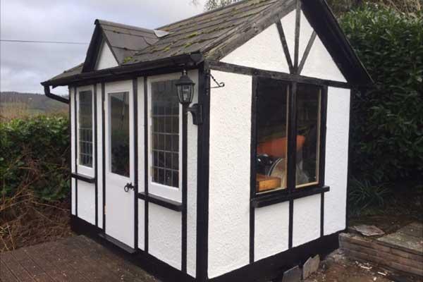 Re-rendered Summerhouse